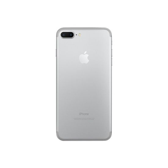 Apple iPhone 7 Plus - sølv - 4G LTE, LTE Advanced - 32 GB - GSM - smartphone