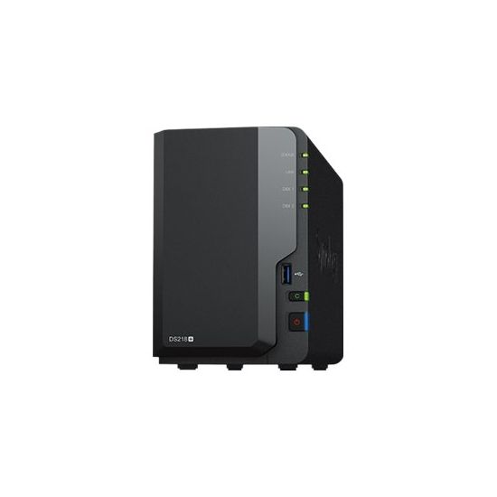 Synology Disk Station DS218+ - NAS-server - 0 GB