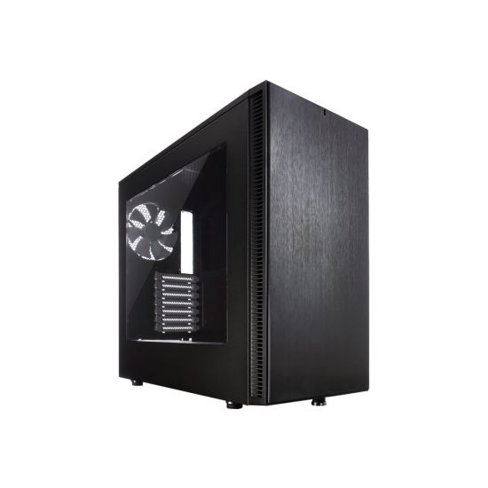 Fractal Design Define S - ATX Sort Vindue