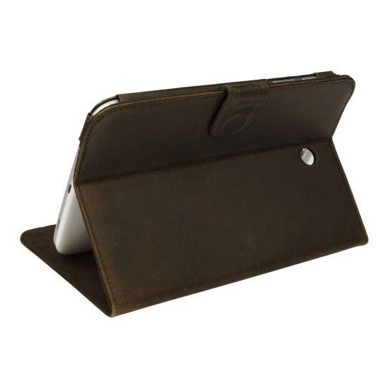 D. Bramante 8.0 Folio til Galaxy Note i Jægerbrun Læder