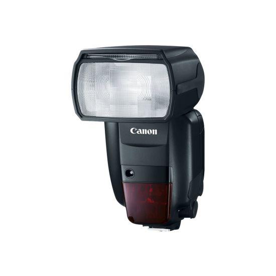 Canon Speedlite 600EX II-RT - blitz hot-shoe-type med klemme