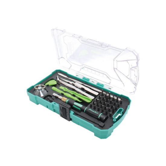 Pro'sKit SD-9326M kit med værktøj til bærebar computere, telefoner