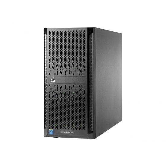 HPE ProLiant ML150 Gen9 Entry - Xeon E5-2603V3 1.6 GHz - 4 GB - 0 GB
