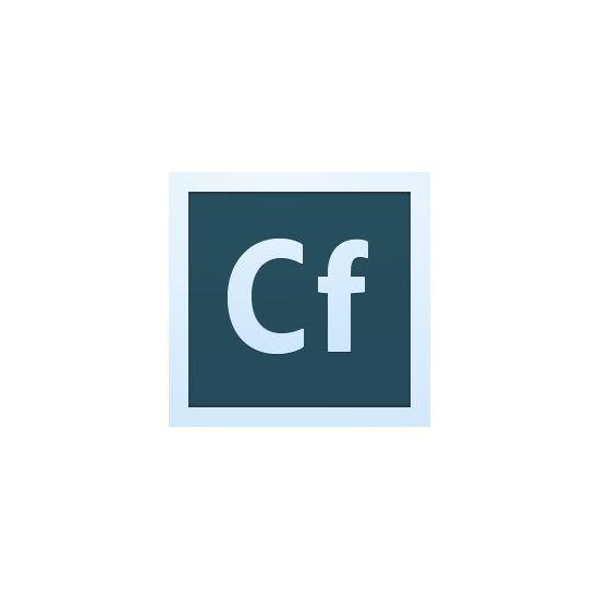 Adobe ColdFusion Enterprise - opgraderingsplan (1 år) - 8 CPU