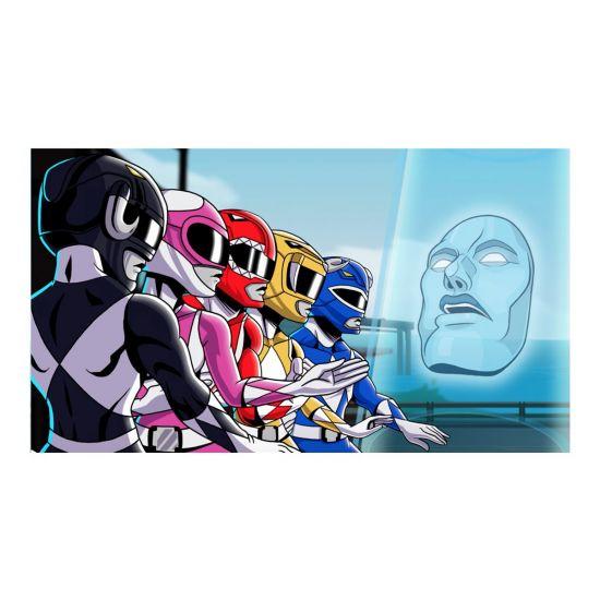 Saban's Mighty Morphin Power Rangers Mega Battle - Microsoft Xbox One