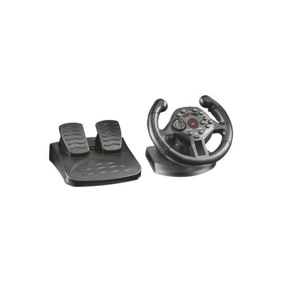 Trust GXT 570 Compact - rat og pedalsæt - kabling