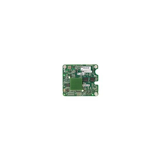 HPE NC551m - netværksadapter - 2 porte