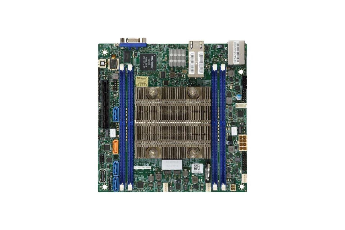 SUPERMICRO X11SDV-12C-TLN2F