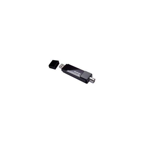 AVerMedia AVerTV Hybrid Volar T2 - digital / analog TV tuner / radiotuner / videooptagelsesadapter - USB 2.0