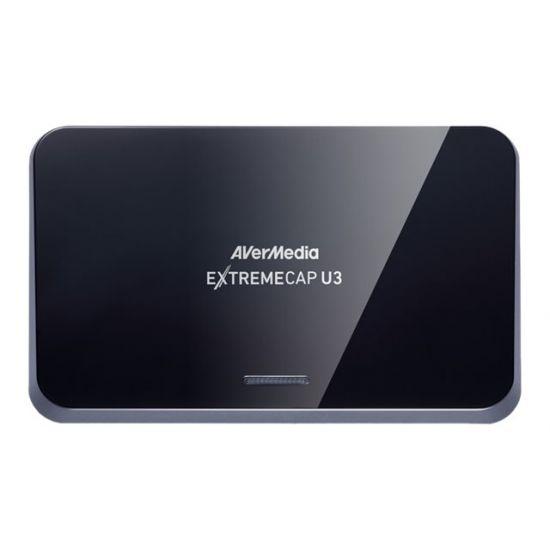 AVerMedia ExtremeCap U3 - videooptagelsesadapter - USB 3.0