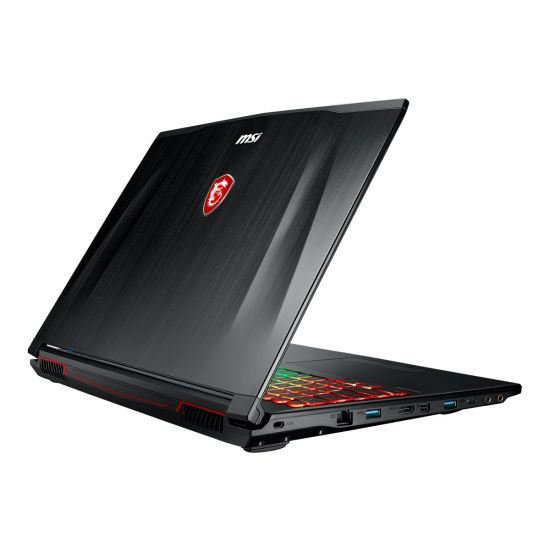 MSI GP62MVR 7RFX 819NE Leopard Pro - Intel Core i7 7700HQ - 8 GB DDR4 - 256 GB SSD PCIe NVMe + 1 TB HDD - NVIDIA GeForce GTX 1060 3GB GDDR5 - 15.6""