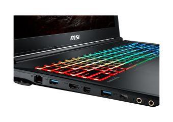 MSI GP62MVR 7RFX 819NE Leopard Pro