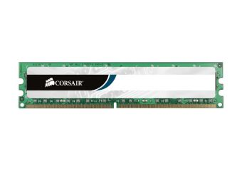 Corsair Value Select &#45 4GB &#45 DDR3 &#45 1600MHz &#45 DIMM 240-pin