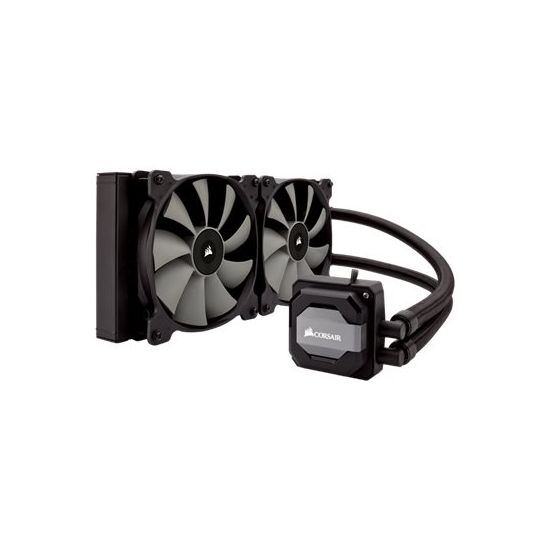 CORSAIR Hydro Series H110i Extreme Performance Liquid CPU Cooler - væskekølesystem