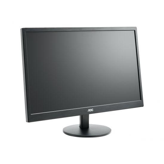 """AOC e2270swhn &#45 LED-Skærm 21.5"""" 5ms - Full HD 1920x1080 ved 60Hz"""