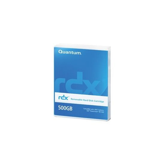 Quantum RDX - RDX x 1 - 500 GB - lagringsmedie