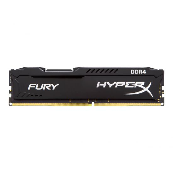 HyperX FURY &#45 16GB: 2x8GB &#45 DDR4 &#45 2666MHz &#45 DIMM 288-PIN - CL15
