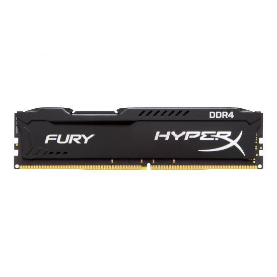 Kingston HyperX FURY &#45 16GB: 2x8GB &#45 DDR4 &#45 2666MHz &#45 DIMM 288-PIN - CL15