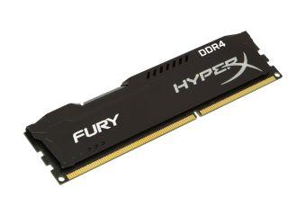 HyperX FURY &#45 16GB: 2x8GB &#45 DDR4 &#45 2666MHz &#45 DIMM 288-PIN