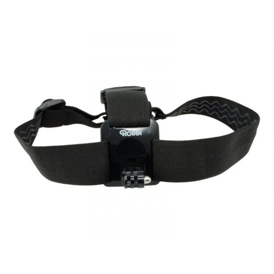 Rollei Head Strap - støttesystem - pandebåndsmontering
