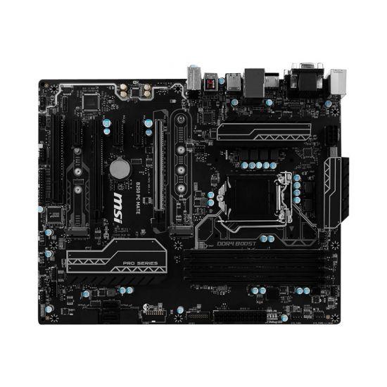 MSI B250 PC MATE - bundkort - ATX - LGA1151 Socket - B250