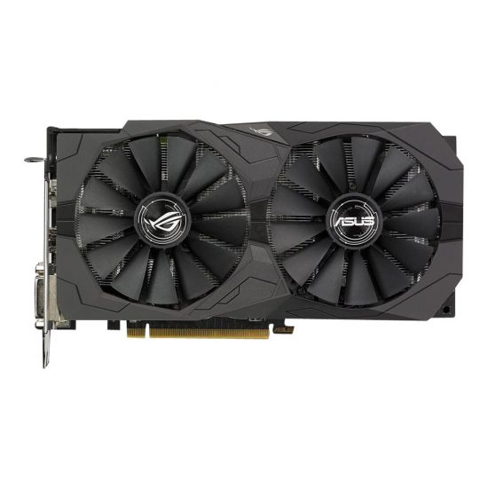 ASUS ROG-STRIX-RX570-O4G-GAMING &#45 AMD Radeon RX570 &#45 4GB GDDR5 - PCI Express 3.0 x16