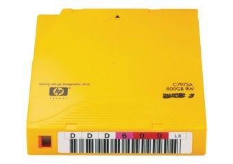 HPE Ultrium RW Data Cartridge
