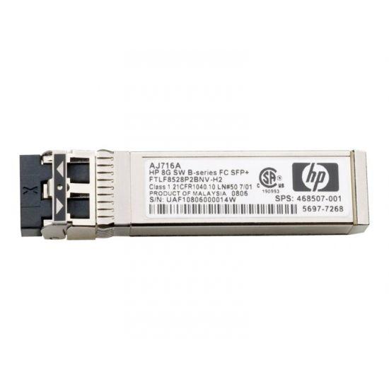 HPE - SFP (mini-GBIC) transceiver modul - 4Gb fiberkanal (SW)