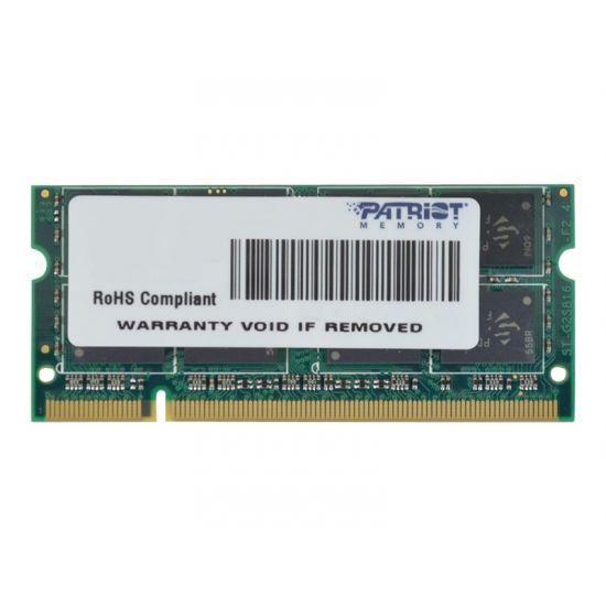 Patriot Signature Line - DDR2 - 2 GB - SO DIMM 200-PIN