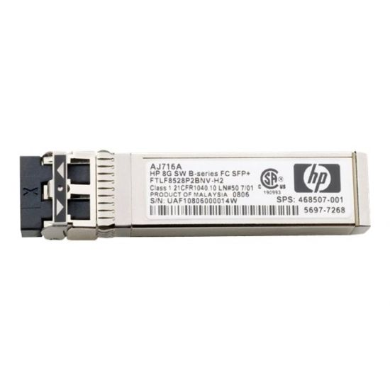 HPE - SFP+ transceiver modul - GigE, iSCSI