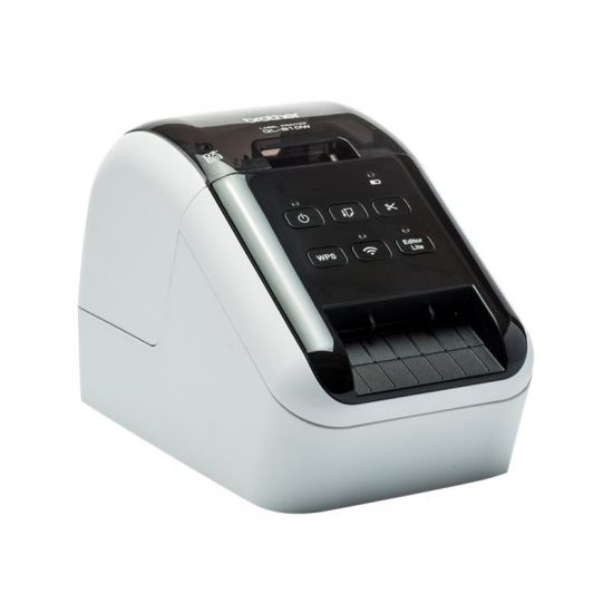 Brother QL-810W - etiketprinter - to-farvet (monokrom) - direkt termisk