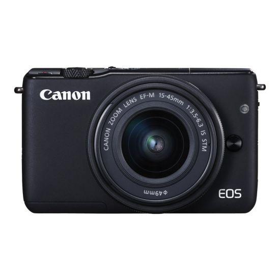 Canon EOS M10 - digitalkamera EF-M 15-45 mm IS objektiv