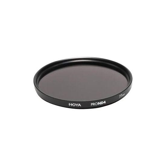 Hoya PROND4 filter - gråfilter - 77 mm