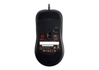 ZOWIE FK1 Gaming mus, optisk Avago ADNS-3310 Sensor