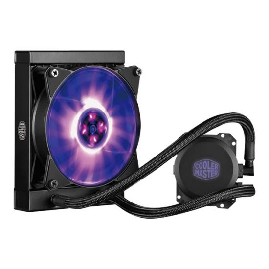 Cooler Master MasterLiquid ML120L RGB - processor liquid cooling system