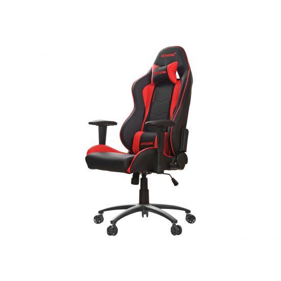 AKRACING Nitro Gaming Chair - sort/rød