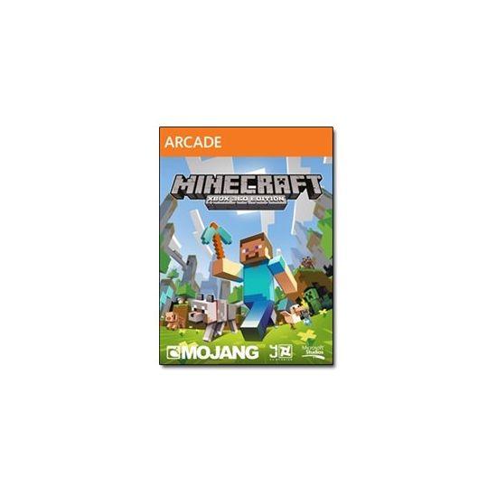 Minecraft - Microsoft Xbox 360