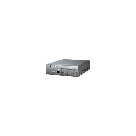 Panasonic i-Pro Smart HD WJ-GXE500E - videoserver - 4 kanaler