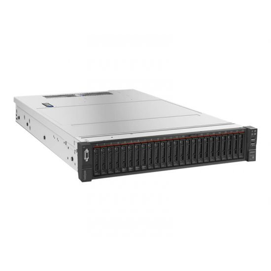 Lenovo ThinkSystem SR650 - rack-monterbar - Xeon Gold 6152 2.1 GHz - 32 GB