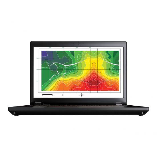 """Lenovo ThinkPad P70 20ER - Intel Core i7 (6. Gen) 6820HQ / 2.7 GHz - 16 GB DDR4 - 512 GB SSD - (M.2) SATA 6Gb/s - TCG Opal Encryption 2 - NVIDIA Quadro M600M / Intel HD Graphics 530 - 17.3"""" IPS"""