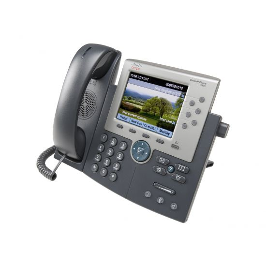 Cisco Unified IP Phone 7965G - VoIP-telefon