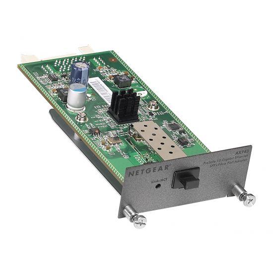 NETGEAR ProSafe AX743 - SFP+ transceiver modul - 10 GigE