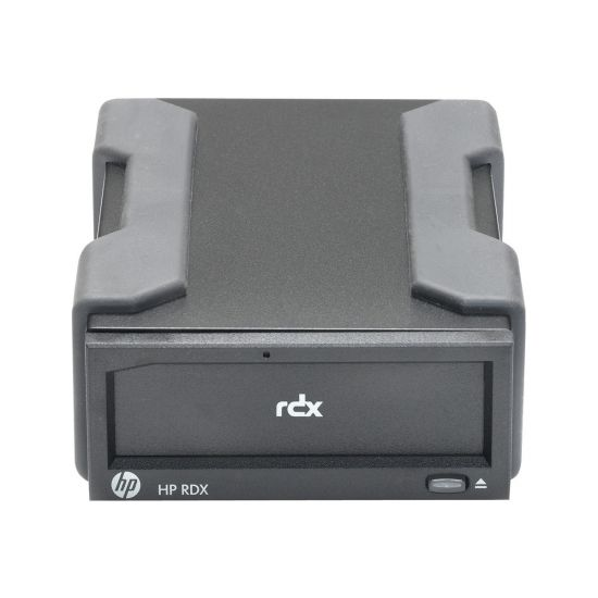 HPE RDX Removable Disk Backup System - RDX drev - SuperSpeed USB 3.0 - ekstern