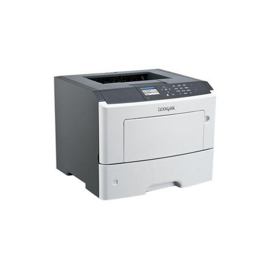 Lexmark MS610dn sort/hvid laserprinter