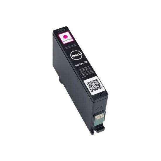 Dell Series 32 - høj kapacitet - magenta - original - blækpatron