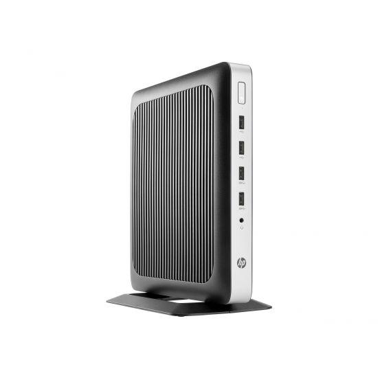 HP t630 - tower - GX-420GI 2 GHz - 4 GB - 128 GB