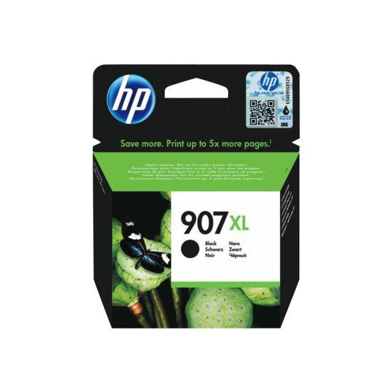 HP 907XL - Højtydende - sort - original - blækpatron