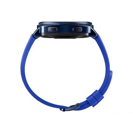 Samsung Gear Sport SM-R600 - blå - smart ur med rem - blå - 4 GB