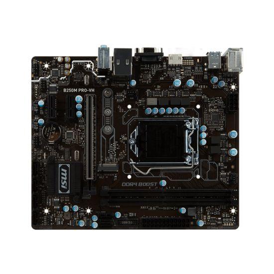MSI B250M PRO-VH - bundkort - micro-ATX - LGA1151 Socket - B250