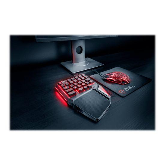 Trust GXT 888 Assa - tastatur